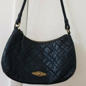 Elliot Lucca Quilted leather small shoulder bag